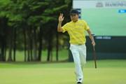 2019年 アジアパシフィックオープン選手権ダイヤモンドカップゴルフ 2日目 片山晋呉
