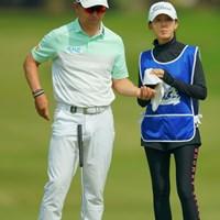 愛の力は偉大なのです。 2019年 アジアパシフィックオープン選手権ダイヤモンドカップゴルフ 2日目 Y・E・ヤン