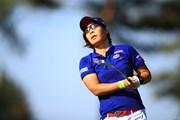 2019年 ワールドレディスチャンピオンシップサロンパスカップ 2日目 穴井詩