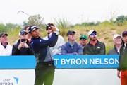 2019年 AT&Tバイロン・ネルソン選手権 2日目 松山英樹