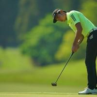 パッティングが抜群に上手いです。 2019年 アジアパシフィックオープン選手権ダイヤモンドカップゴルフ 3日目 マイカ・ローレン・シン