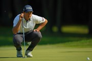 2019年 アジアパシフィックオープン選手権ダイヤモンドカップゴルフ 3日目 デンゼル・イエレミア