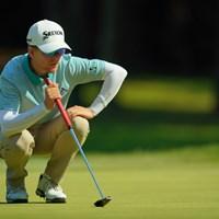 3日間、安定感抜群のゴルフです。 2019年 アジアパシフィックオープン選手権ダイヤモンドカップゴルフ 3日目 スコット・ビンセント
