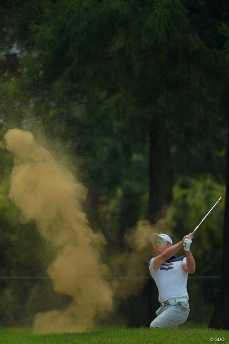 誰かが爆弾仕掛けたに違いない。 2019年 アジアパシフィックオープン選手権ダイヤモンドカップゴルフ 3日目 カン・キョンナム
