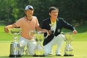 2019年 アジアパシフィックオープン選手権ダイヤモンドカップゴルフ 最終日 浅地洋佑 米澤蓮