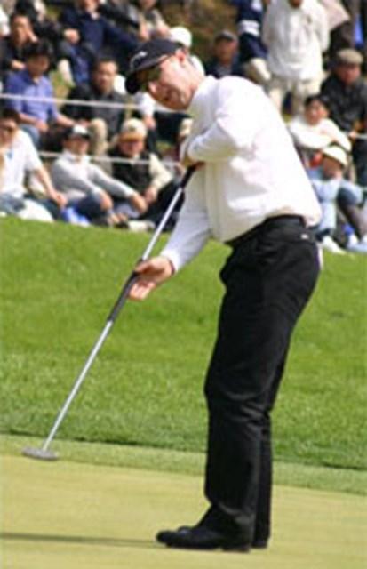 2004年 プレーヤーズラウンジ ブレンダン・ジョーンズ