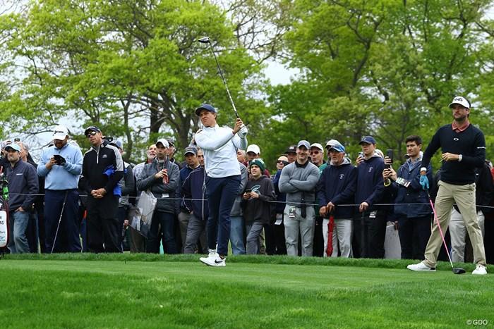 バッバ・ワトソン、キャメロン・チャンプ、J.B.ホームズのツアー屈指の飛ばし屋が練習ラウンドで揃い踏み! 2019年 全米プロゴルフ選手権 事前 飛ばし屋の練ラン