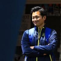 今週、中継局のテレビ東京の仕事でラウンドレポーターをします。ご期待あれ! 2019年 全米プロゴルフ選手権 事前 今田竜二