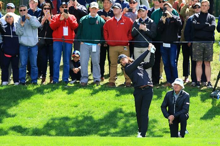 全米オープンではここ2年で4位、2位と好成績を挙げている。類似したセッティングの今大会でも優勝争い間違いなし? 2019年 全米プロゴルフ選手権 事前 トミー・フリートウッド
