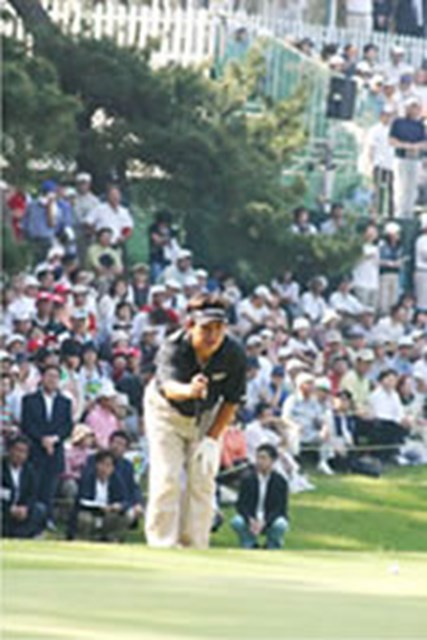 2004年 プレーヤーズラウンジ 平塚哲二