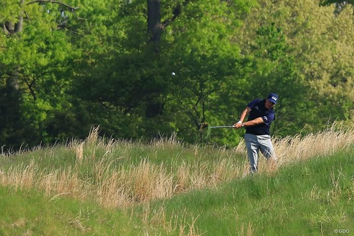 狙ったり、安全に出すだけにしたり、メリハリのあるゴルフをする人だ 2019年 全米プロゴルフ選手権 2日目 フィル・ミケルソン