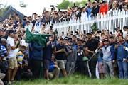 2019年 全米プロゴルフ選手権 2日目 タイガー・ウッズ