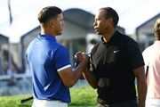 2019年 全米プロゴルフ選手権 2日目 ブルックス・ケプカ&タイガー・ウッズ