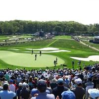 ムービングデーの行方は?※撮影は大会2日目 2019年 全米プロゴルフ選手権 2日目 コース