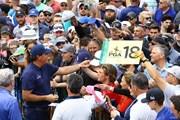 2019年 全米プロゴルフ選手権 最終日 フィル・ミケルソン