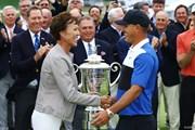2019年 全米プロゴルフ選手権 最終日 スージー・ウェイリー