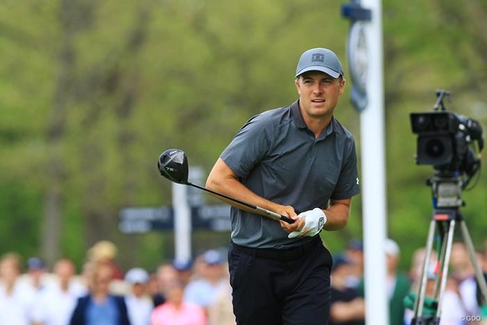 なんだかんだで結局3位タイ。キャリアグランドスラムの達成は来年以降に持ち越された 2019年 全米プロゴルフ選手権 最終日 ジョーダン・スピース