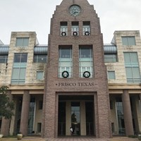 テキサス州フリスコの市役所 2019年 全米プロゴルフ選手権 テキサス州フリスコの市役所