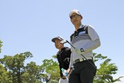 2019年 関西オープンゴルフ選手権競技  事前 ジャズ・ジェーンワタナノンド