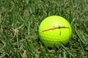 2019年 関西オープンゴルフ選手権競技  初日 藤田寛之のボール