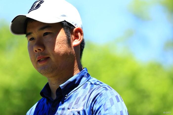 4アンダーですよ~上々のスタート 2019年 関西オープンゴルフ選手権競技 初日 松原大輔