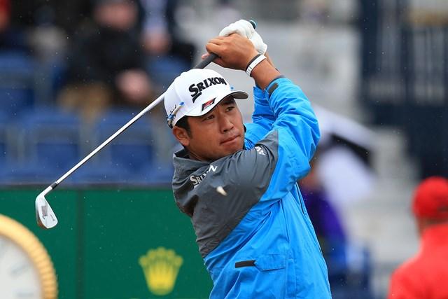 レインウェア比較 松山 雨の日のゴルフに役立つレインウェアの選び方(David Blunsden/Action Plus via Getty Images)
