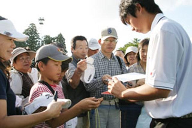 2004年 プレーヤーズラウンジ 伊藤涼太