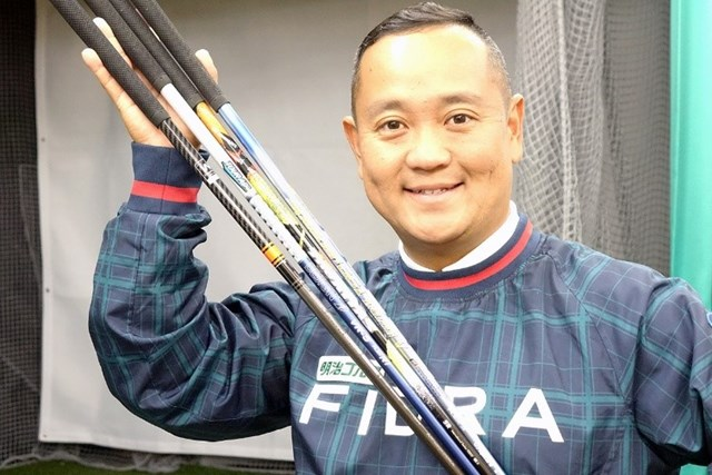 ティーチングプロ兼ゴルフショップ店長のQP関が、シャフト選びの極意を伝授!