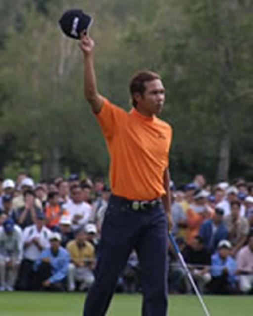 2004年 プレーヤーズラウンジ チャワリット・プラポール