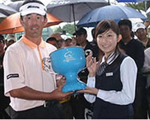 2004年 プレーヤーズラウンジ 鈴木亨