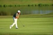 2019年 関西オープンゴルフ選手権競技 2日目 中西直人