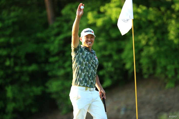 9アンダー3位タイ明日もこの調子で 2019年 関西オープンゴルフ選手権競技 2日目 中西直人