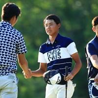 お疲れさん 2019年 関西オープンゴルフ選手権競技 2日目 石川航