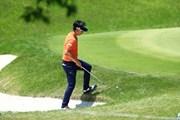 2019年 関西オープンゴルフ選手権競技 2日目 上井邦裕