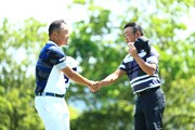 2019年 関西オープンゴルフ選手権競技 3日目 時松隆光