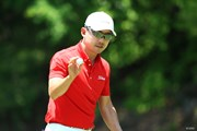 2019年 関西オープンゴルフ選手権競技 3日目 スンス・ハン
