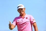 2019年 関西オープンゴルフ選手権競技  3日目 中西直人