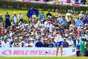 2019年 中京テレビ・ブリヂストンレディスオープン 最終日 勝みなみ