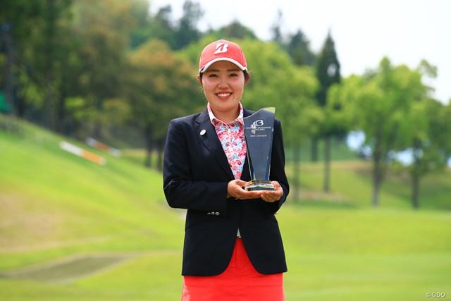 アマチュア古江彩佳は14位でベストアマを獲得