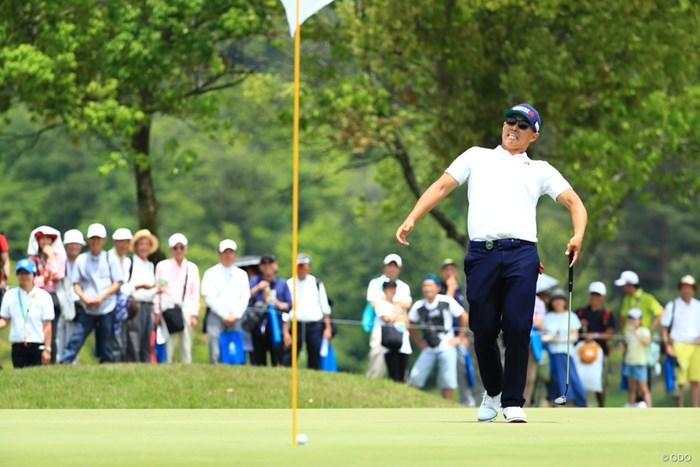 入んないのか~い 2019年 関西オープンゴルフ選手権競技 最終日 中西直人