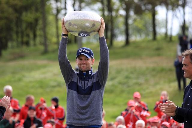 ベルント・ヴィースベルガーがツアー5勝目を挙げた(Andrew Redington/Getty Images)