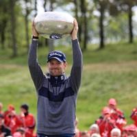 ベルント・ヴィースベルガーがツアー5勝目を挙げた(Andrew Redington/Getty Images) 2019年 メイド・イン・デンマーク 最終日 ベルント・ヴィースベルガー