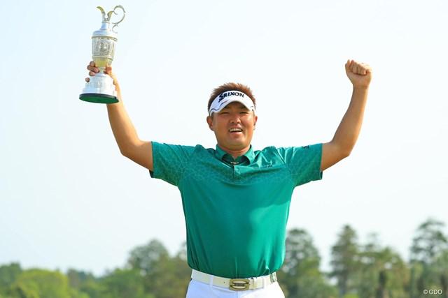 前年は最終日に逆転した秋吉翔太が初優勝した