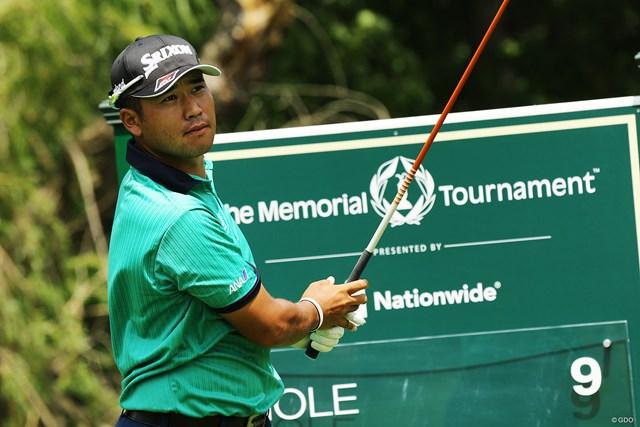 2019年 ザ・メモリアルトーナメント 事前 松山英樹 松山英樹は2014年大会で優勝。PGAツアー初勝利を飾った地にことしも帰ってきた