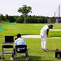 ゴルフ健康診断 2019年 ~全英への道~ミズノオープン at ザ・ロイヤルGC 事前 練習場