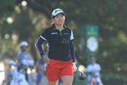 2019年 全米女子オープン 2日目 勝みなみ