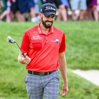 トロイ・メリットは1月の手術を経てツアーに復帰している(Keyur-Khamar/PGA-TOUR/Getty Images) 2019年 ザ・メモリアルトーナメント 2日目 トロイ・メリット