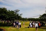 2019年 ~全英への道~ミズノオープン at ザ・ロイヤルGC 3日目 17H