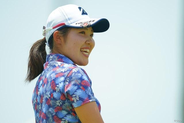 19歳の古江彩佳はツアー7人目のアマチュア優勝者となれるか