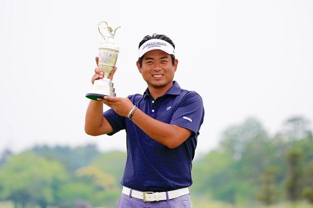 今季初勝利をあげた池田勇太